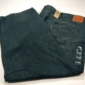 Levis 559 Relaxed Straight Leg 62x30 Big & Tall